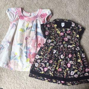 Baby Gap 2T sun dresses
